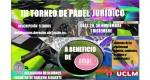 III Torneo Benéfico de Paddle Jurídico (29, 30 noviembre y 1 diciembre)